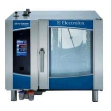 Ел. конвектомат със сензорен дисплей 6 GN1/1 (air-o-steam Touchline)